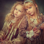 Портреты детей Карины Киль