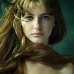 Завораживающие портреты девушек Дмитрия Агеева