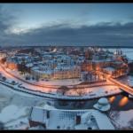 Фото городов России Ильи Штрома