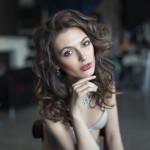 фото портреты девушек Алексея Казанцева