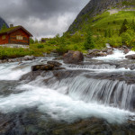 фото пейзажи Алексея Гуржиева