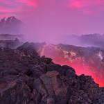 горные фото пейзажи Дениса Будькова