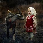 сказочные фото портреты Олега Ярунина