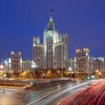 фото пейзажи Москвы Игоря Соболева