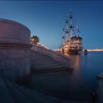 замечательные пейзажи Санкт-Петербурга Андрея Помянтовского