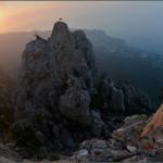 фото пейзажи Крыма и Алтая Анатолия Довыденко