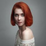 фото рыжеволосых девушек Романа Филиппова