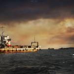 фото морских кораблей Николая Хардина