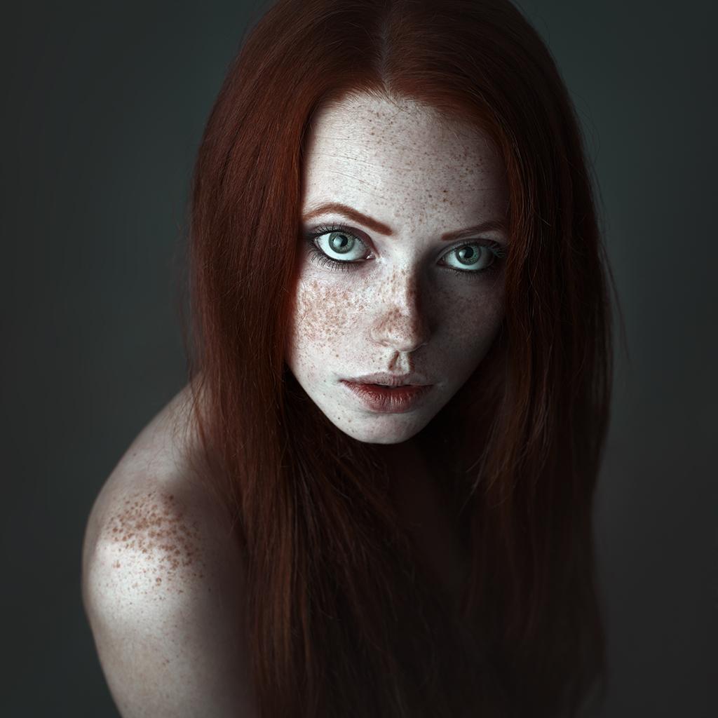 Рыжие конопатые девушки 26 фотография