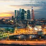 фото высотных зданий Георгия Ланчевского