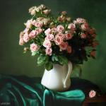фото натюрморты с цветами Алины Ланкиной
