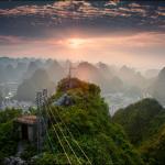 Пейзажи Китая Михаила Воробьева