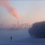 Индустриальный пейзаж Сергея Румянцева