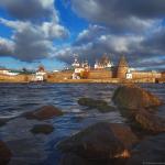Соловецкий монастырь на фото Александра Бобрецова