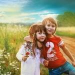 волшебные фото портреты детей Марины Володько