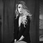 Чувственные портреты Дмитрия Тришина