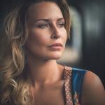 фешн портреты Андрея Юрятина