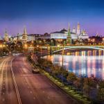 архитектура Москвы Юлии Батуриной