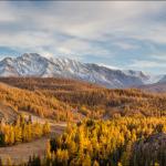 восхитительные пейзажи Алтая Александра Таранина
