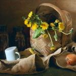 красивые натюрморты Галины Чириковой