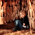 очаровательные портреты детей Елены Корнеевой