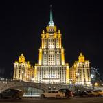 Ночная Москва Андрея Главина