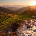 Восхитительные пейзажи Алтая Венедикта Кирсанова