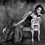 Красивые портреты девушек Сергея Демидова