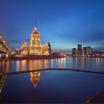 Чарующие пейзажи Москвы Андрея Уляшева