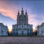 пейзажи Санкт-Петербурга Андрея Корочкина