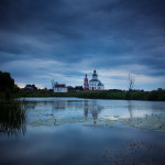 Архитектура православных церквей Сергея Новожилова