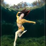 Подводный портрет Анатолия Белощина