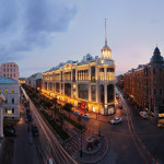 чарующая архитектура Санкт-Петербурга Ивана Турухано