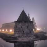 Псковский кремль Романа Дмитриева