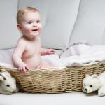 Милые портреты новорожденных Татьяны Артс
