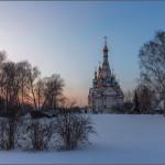 церкви и храмы Александра Марецкого