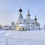 русская православная архитектура Марины Черепковой