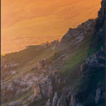 горные пейзажи Крыма Евгения Кочеткова
