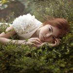 сказочный женский портрет Елены Алферовой