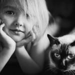 забавный детский портрет Елены Ященко