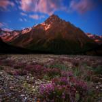 природные красоты Кавказа Елены Брежицкой