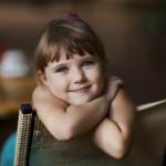 детский портрет Ольги Гордиенко