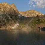 горные пейзажи Арсена Алабердова